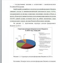 Доходы от внешнеэкономической деятельности в федеральном бюджете РФ